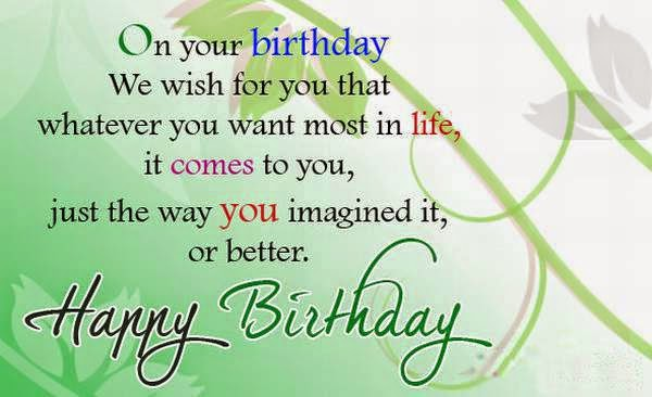 Happy Birthday Wishes Quotes Images Greetings Birthday Wishes – Birthday Cards with Messages