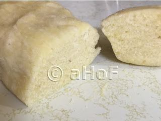 Gnocchi dough, ready to roll and cut