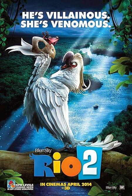 Watch Rio 2 Online HD 1080P 3D Free Download