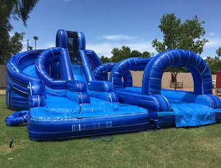 Water slide rentals AZ