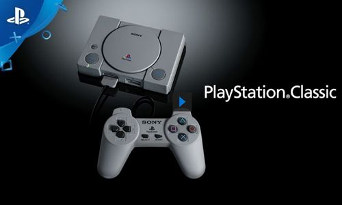 PlayStation Classic PS 1
