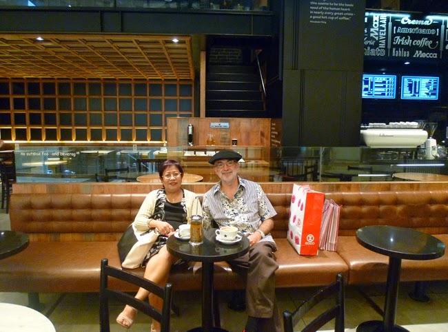 Viendo la vida pasar, en Yakarta