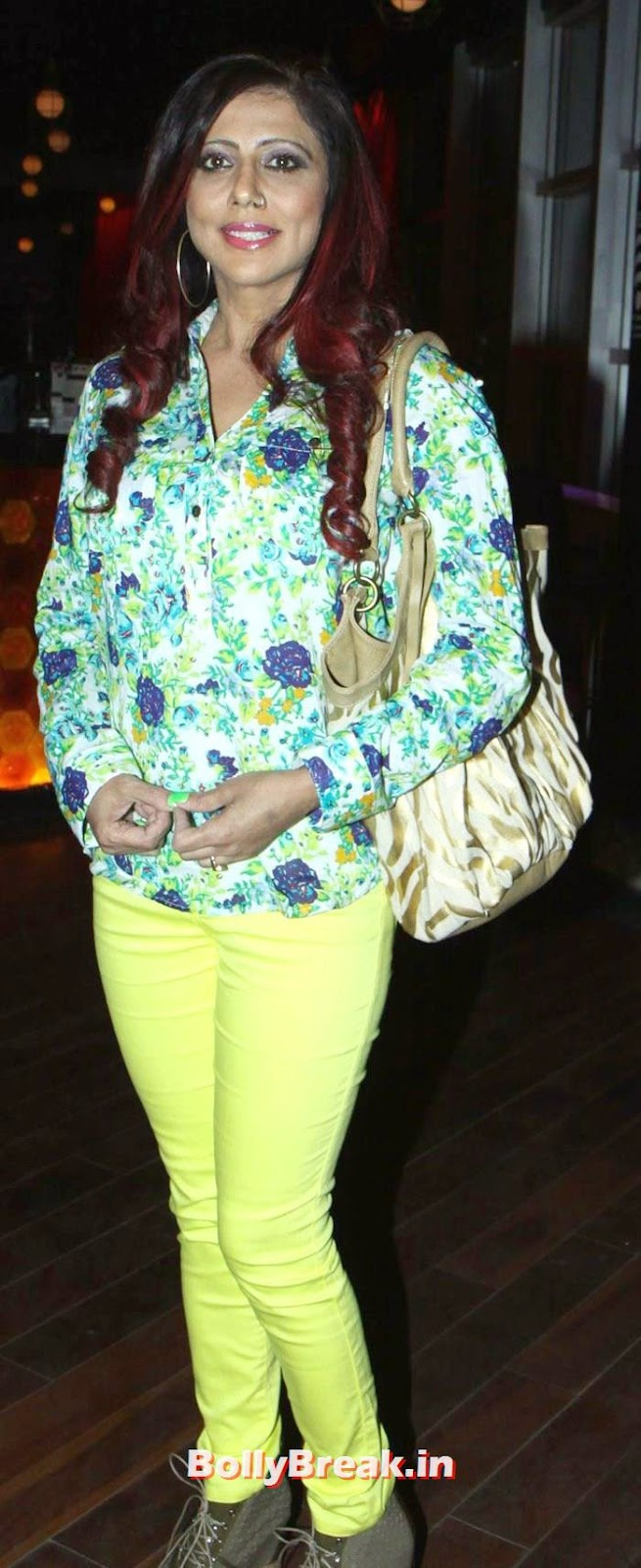 Tinaa Ghaai, Brinda Parekh, Tanisha Singh at Rehman Khan's Stand Up Comedy Show