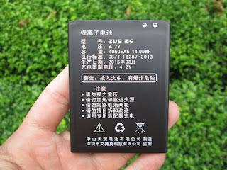 baterai hape outdoor Mann Zug 5s