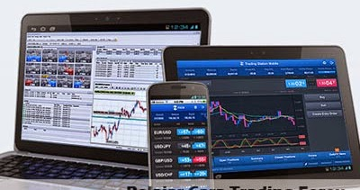 Belajar trading option pemula