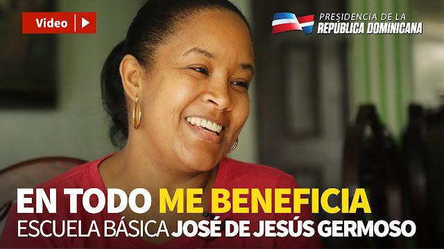 VIDEO: En todo me beneficia. Escuela Básica José de Jesús Germoso