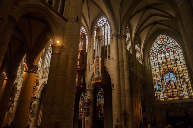 Catedral de San Miguel interior