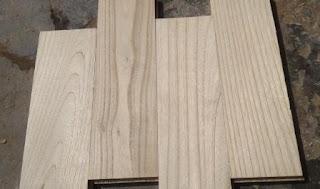 lantai kayu sungkai sebagai parket ekonomis