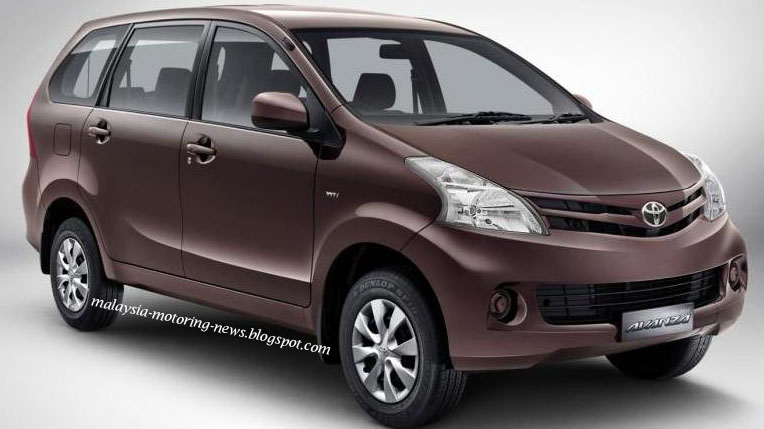 upgrade grand new avanza e ke veloz all toyota alphard 2018 indonesia malaysia motoring news 2012 technical review the most basic model is 1 3e this version available in both manual and auto box does away with fog lamps build side indicator
