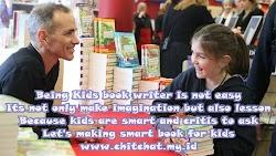 Penulis Buku Anak Bukan Sekedar Menulis 1