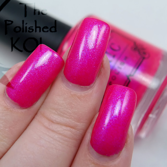 Tonic Polish Hot to Trot