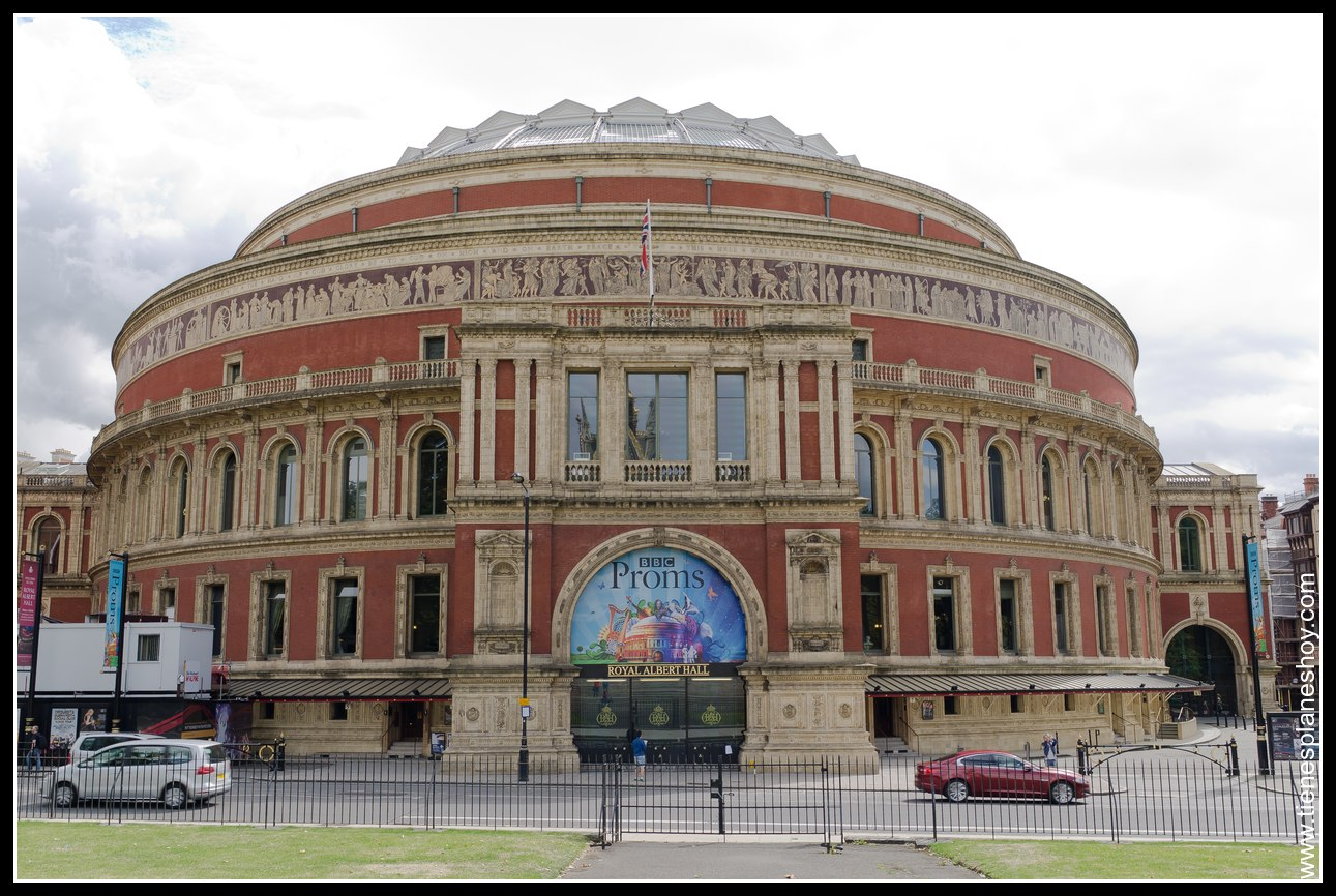 Royal Albert Hall Londres (London) Inglaterra