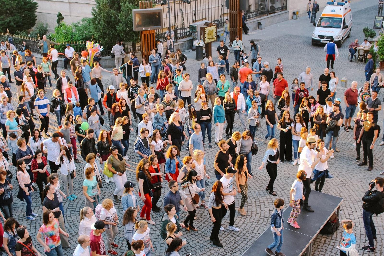 Eventos en Bucarest