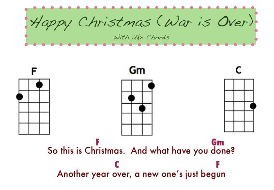 Happy Christmas War Is Over Chords.Wonderland Avenue Music Winter Wonderland 2015 Mr Austin