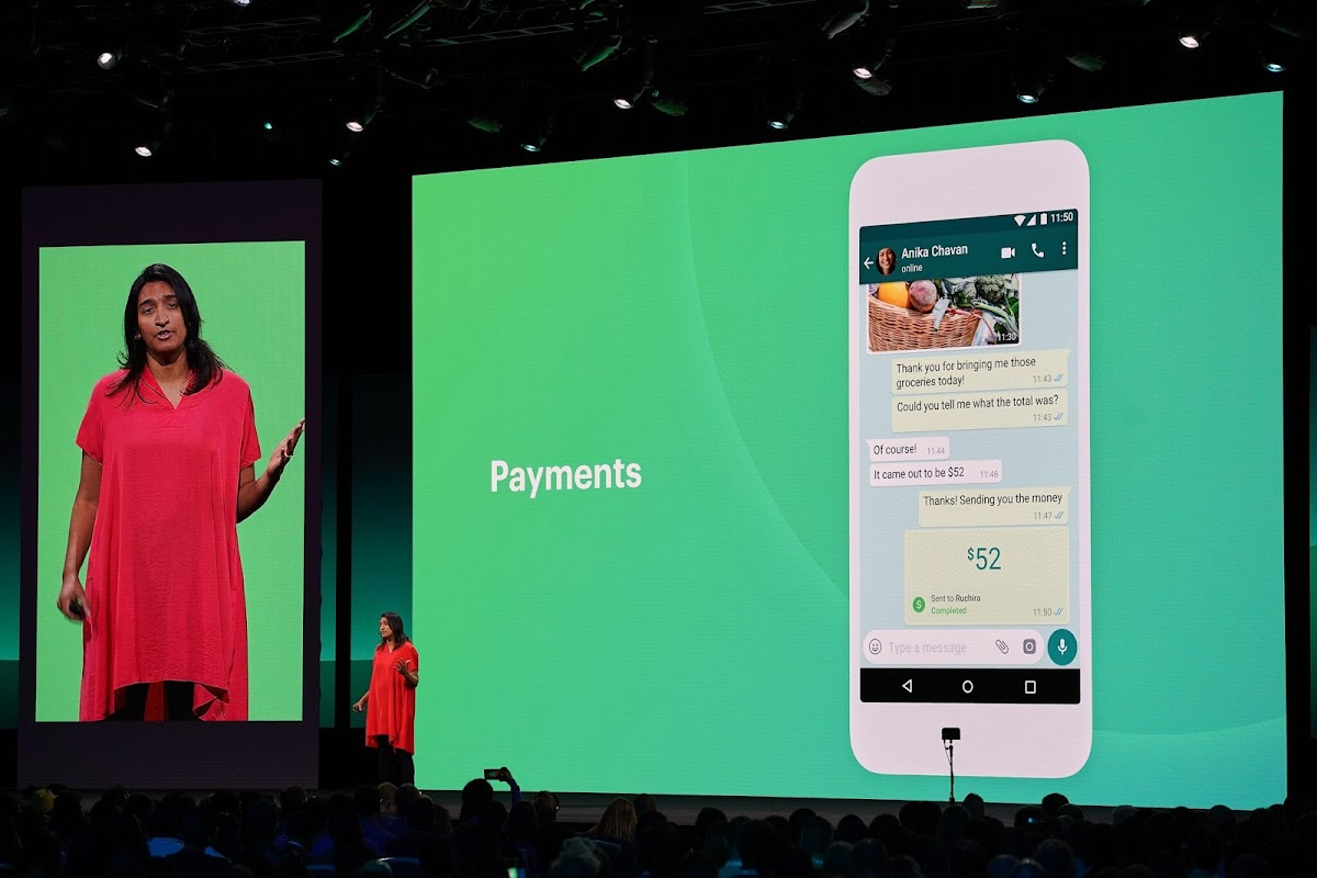 WhatsApp gains Product Catalogs, Payments and Account Kit support
