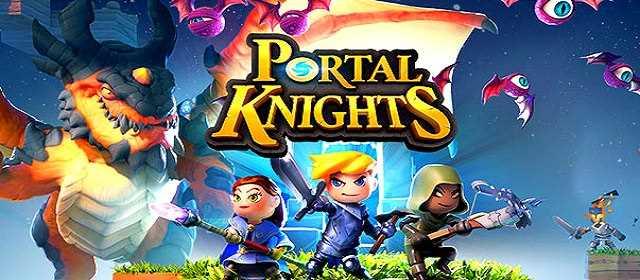 Portal Knights Apk Android Oyun indir Macera