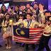 Malaysia Raih 20 Pingat Emas 'Talent Olympics' di USA
