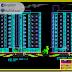 مخطط مشروع عمارة 10 طوابق لمحدودي الدخل اوتوكاد dwg