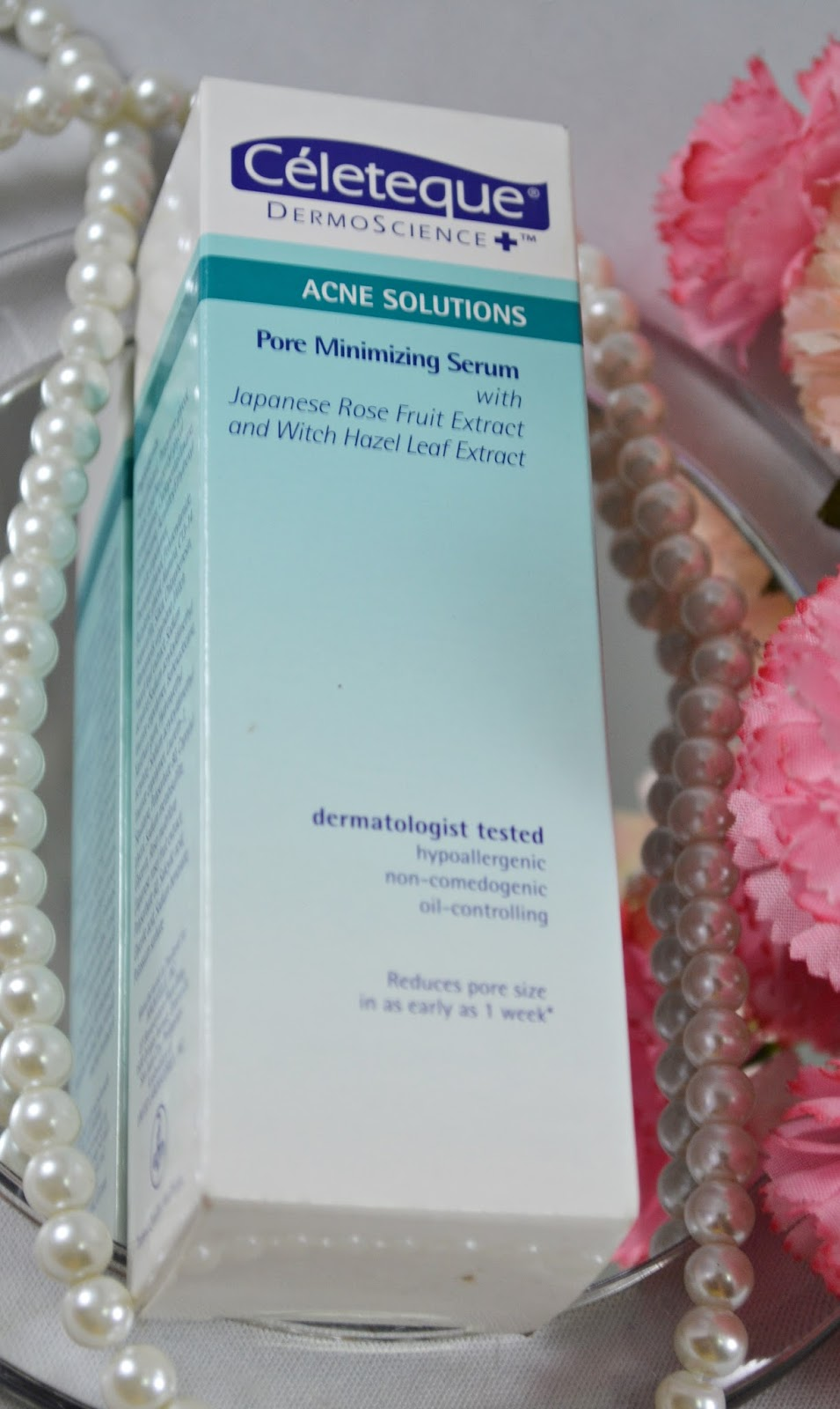 Celeteque Dermoscience Pore Minimizing Serum All About Beauty 101