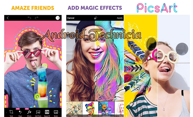 Download PicsArt Photo Studio 7.2.5 Apk Latest Version