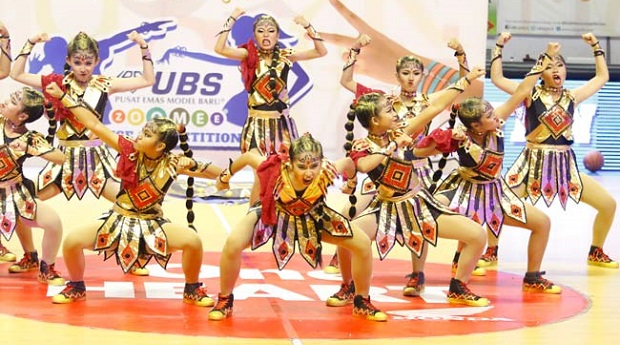 UBS ZooMee Dance Competition