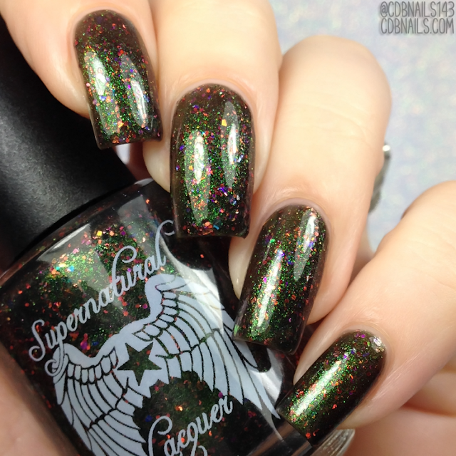 Supernatural Lacquer-Living Dead Ghoul