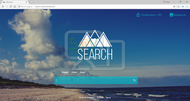 Search.searchmedia.live (Hijacker)