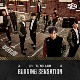 Download MP3 [Mini Album] SF9 - Burning Sensation (First Mini Album)