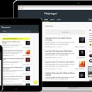 Materispot V2.1 - Material Design Blogger Template Updated June 2017