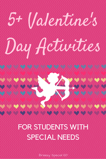 Valentine's Day Party Ideas for Special Education Classrooms