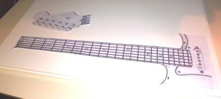 The Ultimate Paper Mache Guitar | Tom Hokanson