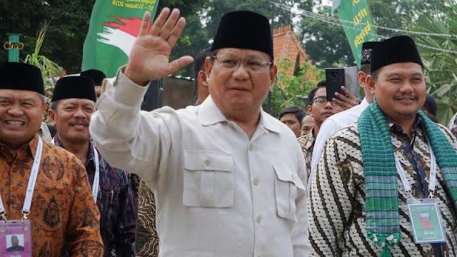 Prabowo Bukan Politisi tapi Negarawan