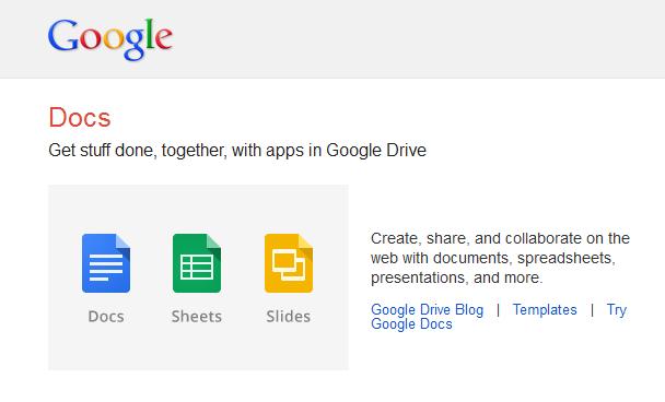 google docs what is it