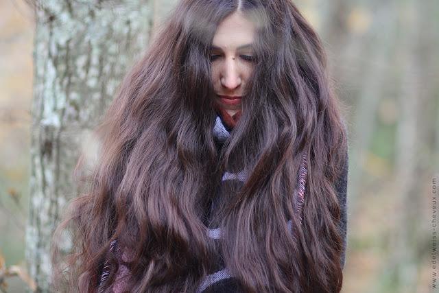 longs cheveux au naturel blog naturel astuce automne