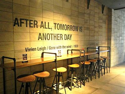 CGV Slipi Jaya juga punya quotes di temboknya
