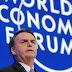 Imprensa internacional critica discurso de Bolsonaro em Davos: 'Fiasco'