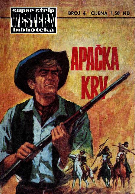 Apacka krv - Western
