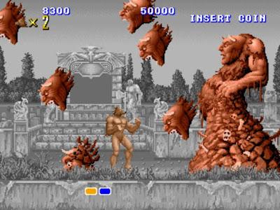 Videojuego Altered Beast - Arcade