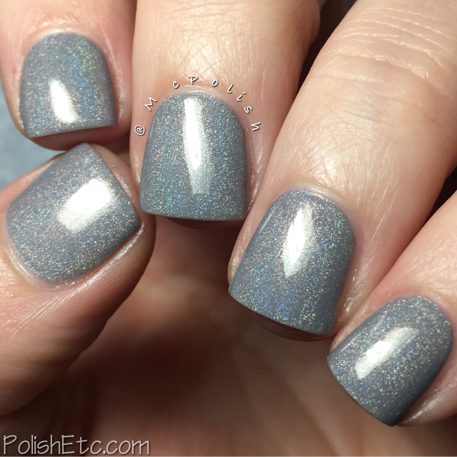 KBShimmer - Office Space Collection - McPolish - Fax of Life