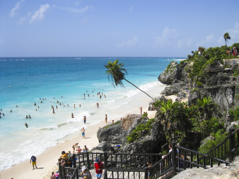 Download Mexico Sea Shore HD wallpaper. Click Visit page Button for More Images.