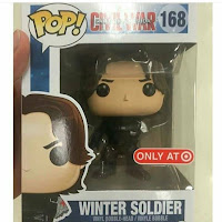 Funko Pop! Winter Soldier Target Exclusive