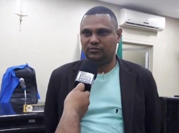 André Empreiteiro é eleito presidente da Câmara de Aliança