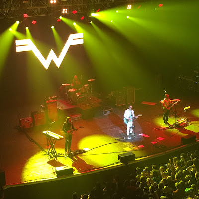 Weezer at Brixton Academy on 05/04/16