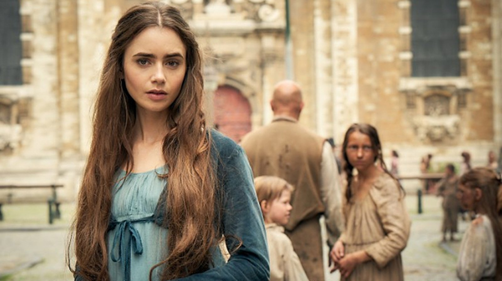 Les Misérables BBC One
