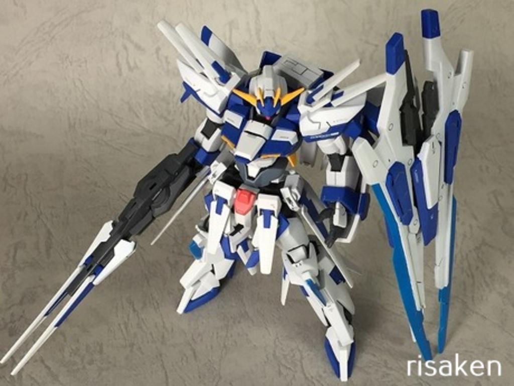 Custom Build: HG 1/144 Gundam AGE VXs Kai