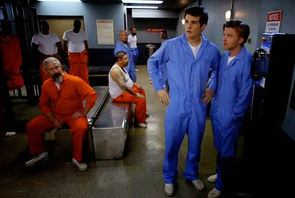 Review del capítulo 4x08 de Awkward, Prison Breaks