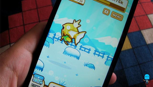 Pokemon: Magikarp Jump!