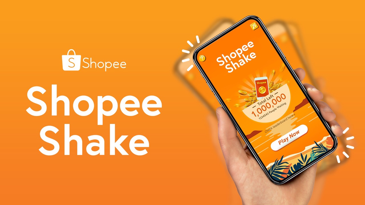Do the Shopee Shake and get to win an iPhone X a252e1c5f