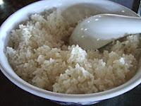 sepiring nasi