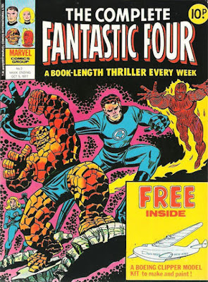 Complete Fantastic Four #2